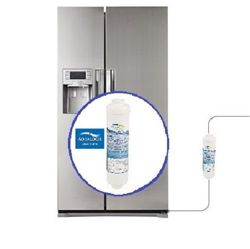 AQUALOGIS AL-05J EXTERNAL FRIDGE WATER FILTER